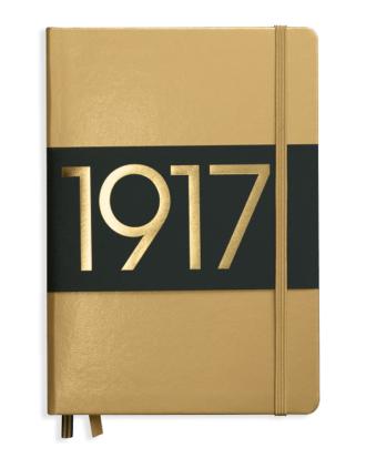 Notes Leuchtturm 1917 Metallic Edition złoty